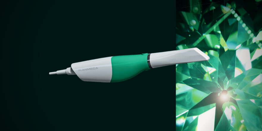 Planmeca Emerald™ Next-Gen Intraoral Scanner